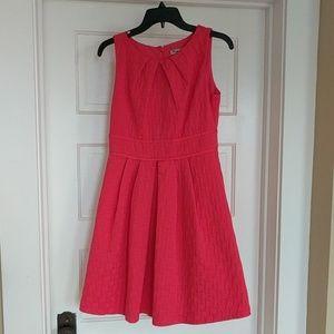 Eliza J Red Dress